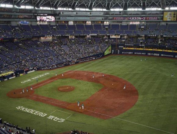 本日はお招きに預かったのでこちらで #野球 観戦です! #baseball #京セラドーム